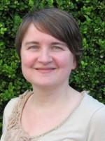 Headshot of Jessica Wickens, MA
