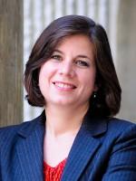 Headshot of Michelle Mello, JD, PhD, MPhil