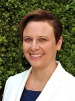 Headshot of Nadia Bari, JD
