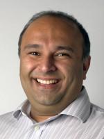 Headshot of Rayid Ghani, MS